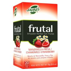 Aromática frutal Manzanilla-Fresa Jaibel  (X20) (X24)