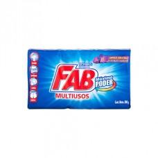 Jabón Fab en Barra Floral
