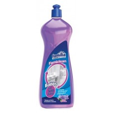 Famiclean Detergente Baños Lavanda 1000ml