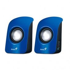 Parlante  GENIUS SP 115 USB azul