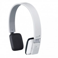 Diadema Genius HS 920BT blanca bluetooth