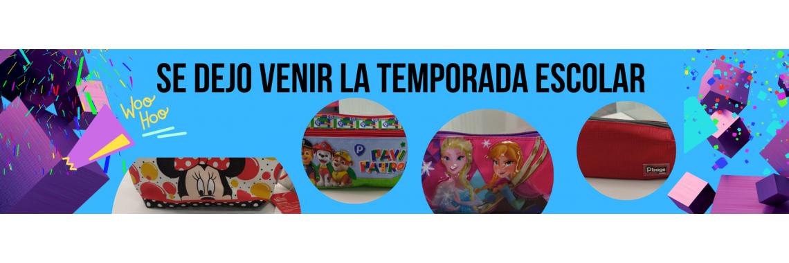 TEMPORADA ESCOLAR
