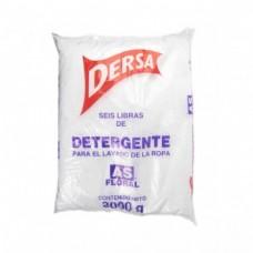 Detergente Dersa Floral 3 Kg