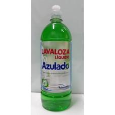 LAVALOZA LIQUIDO 1.000 ML LIMON PULL PUSH AZULADO