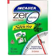 Azúcar zero Incauca Sobres (X160)