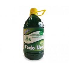 Detergente todo uso limón 2000 ml Berlhan