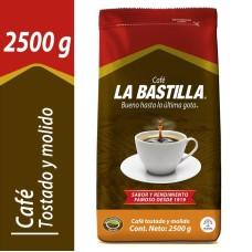 Café 5 libras greca Bastilla medio