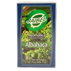 Aromática Institucional Albahaca Jaibel (X25) (X24)