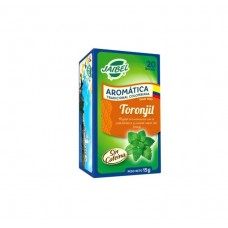 Aromatica Jaibel Tradicional Toronjil X 20 Unidades