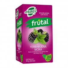 Aromática Fruta Yerbabuena-Mora Jaibel Caja x 20