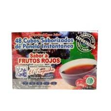 Aromática EL Trapiche frutos rojos x48 cubos