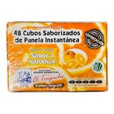 Aromática cubos de panela naranja x 48 Trapiche