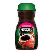 Café 200gr instantáneo Nescafé descafeinado