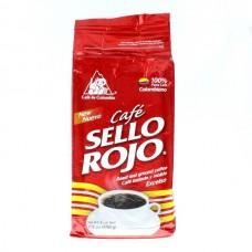 Café 1 LB Sello Rojo Fuerte