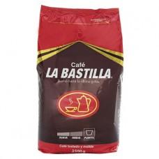 Café La Bastilla Fuerte 2500 gr