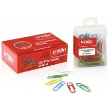 Clip plástico Tritón