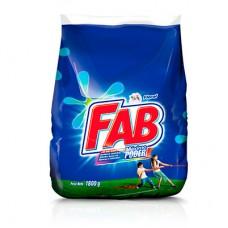 Detergente Fab floral 1800 GR