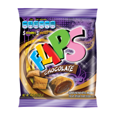 Flips chocolate 28 gr