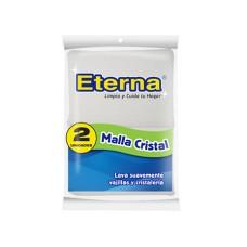 Esponja malla cristal X2 Eterna