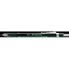 Portaminas 2.0 mm Faber Castell TK4600 Metálico