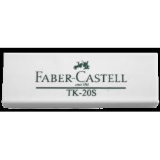 Borrador de nata TK20S Faber Castell