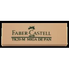 Borrador miga de pan MP20 Faber Castell