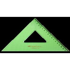 Escuadra 45°-26 cm Faber Castell