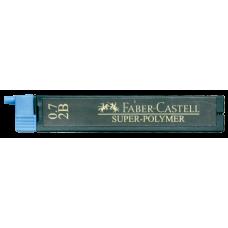Minas 0.7 2B Faber Castell