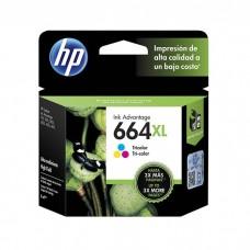 Cartucho HP 664XL color original