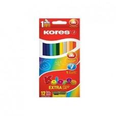 Colores Kores X12 Triangular 3mm