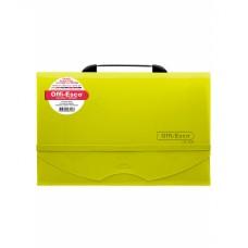 Carpeta de seguridad oficio tipo caja con manija Offi-Esco