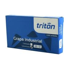 Gancho cosedora 23/12 9/12 galvanizado 1000 Triton grapas