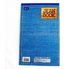 Block Bond Oficio Rayado 80 Hojas Jean Book
