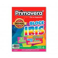 Block Papel IRIS 35 hojas Primavera