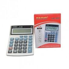 Calculadora 12 digital Kadio 100B pequeña
