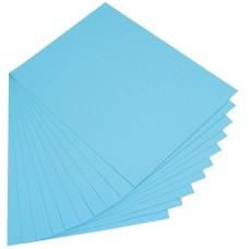 Cartulina azul cielo plana 50x70 Primavera (x50)