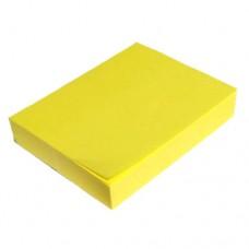 Adh esivo taco 100 hojas amarillo 100x75 mm