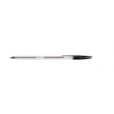 Bolígrafo Triton 1mm Negro Hexagonal