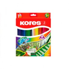 Colores Kores X24 Acuarelables