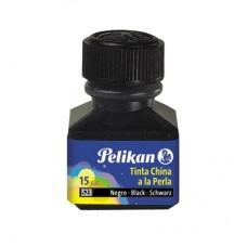 Tinta China 15 cc Negra Pelikan