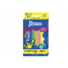 Plastilina Norma X12 Larga