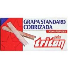 Gancho Cosedora Triton 26/6 Cobrizada