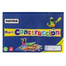 Block carta construcción Norma