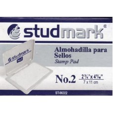 Almohadilla para Sello Studmark No2