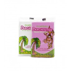 Plastilina Parchesitos 125cc rosada
