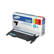 Toner  SAMSUNG  C407 CLP325/CLP320/CLX3185 CYAN