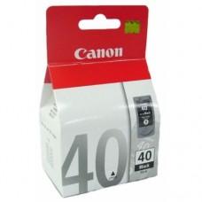 Cartucho Canon 40 original Negro