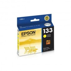 Cartucho Epson  133 Original amarillo