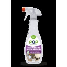 Desinfectante Multisuperficies PQP Profesional 500 ML