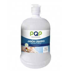 Jabón Líquido Antibacterial PQP Profesional 1 L